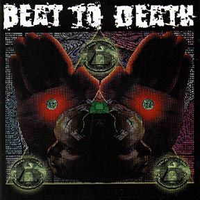 BEAT TO DEATH please take a number CD 10