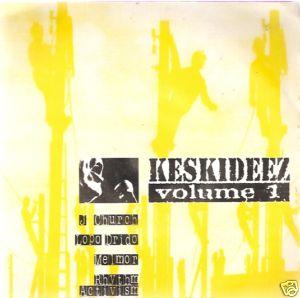 KESKIDEEZ volume 1 EP 4