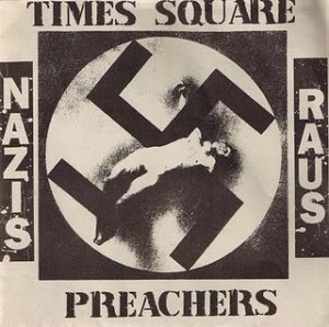 Times Square Preachers (Nazis raus! EP), Front